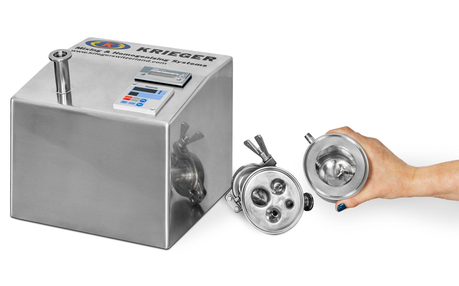 Biologics Micro Mixer 0.1 Krieger Switzerland